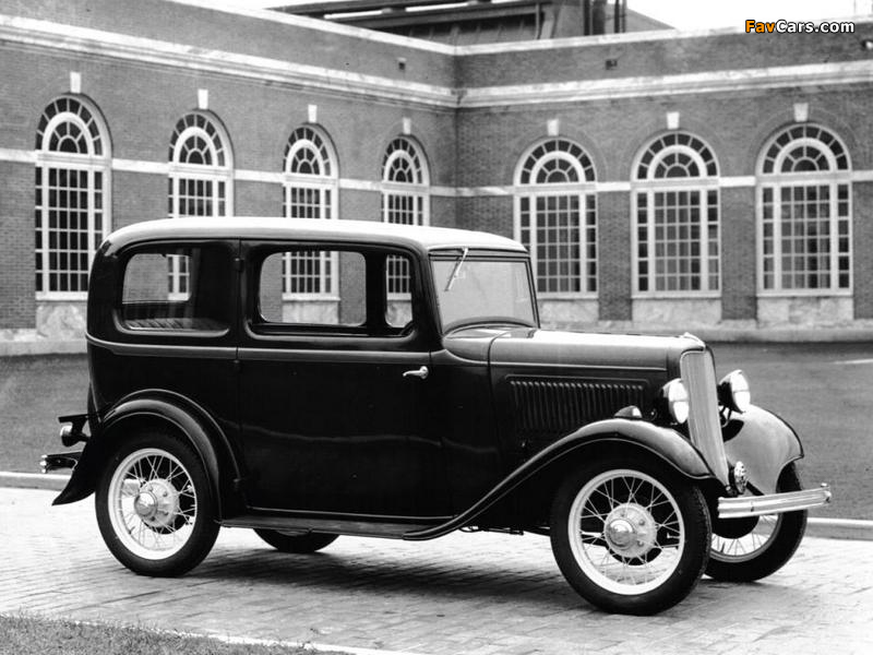 Pictures of Ford Model 19 Prototype 1931 (800 x 600)
