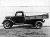 Images of Ford Model 51 Dump Truck 1935