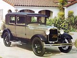 Ford Model A Fordor Sedan (170V) 1930–31 images