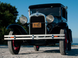 Images of Ford Model A Tudor Sedan (55B) 1930–31