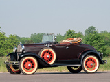 Images of Ford Model A Roadster 1927–31