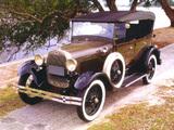 Photos of Ford Model A 4-door Phaeton (35A) 1927–29