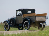 Pictures of Ford Model A AR Roadster Pickup 1927–28