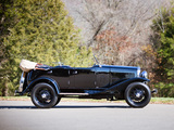 Pictures of Ford Model A Sport Phaeton by LeBaron 1930