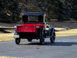Pictures of Ford Model A Pickup (82B-78B) 1930–31
