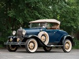 Pictures of Ford Model A Roadster 1927–31