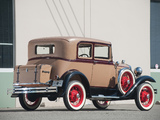 Ford Model A Victoria (190B) 1930–31 wallpapers