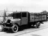 Ford Model AA Truck 1928–32 wallpapers