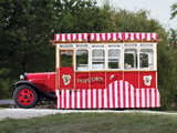 Photos of Ford Model AA Popcorn Truck by Cretors 1930