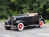Photos of Ford Model B Roadster (40) 1932