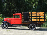 Ford Model BB Platform Truck 1934 pictures