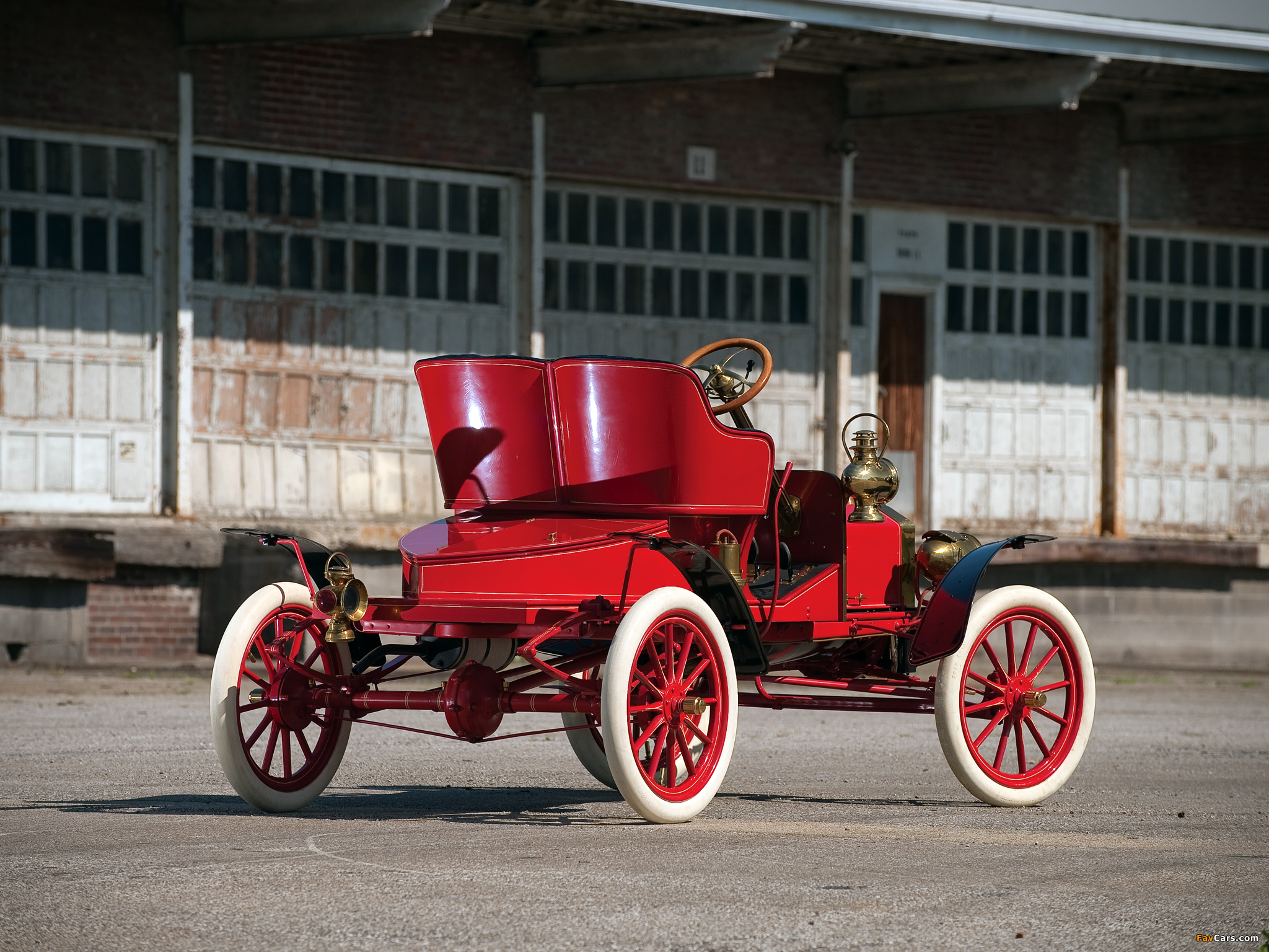 Ford Model N Runabout 1906–08 pictures (2048 x 1536)
