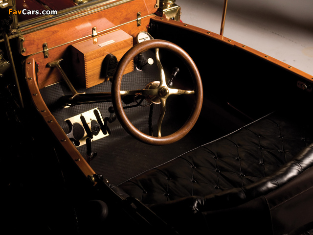 Ford Model T Runabout 1911 images (640 x 480)