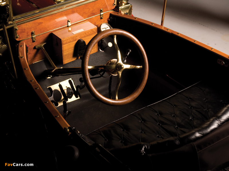 Ford Model T Runabout 1911 images (800 x 600)