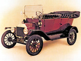 Ford Model T Tourer 1912 pictures