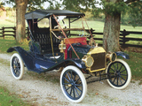 Ford Model T Runabout 1912 pictures