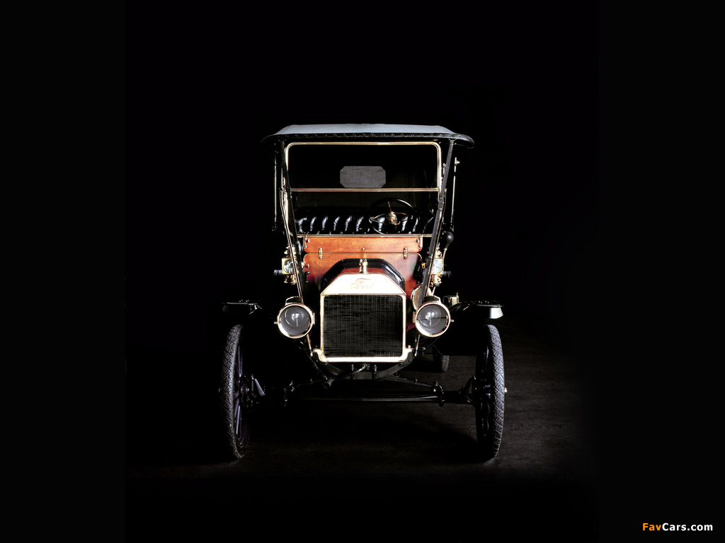 Ford Model T Tourer 1912 wallpapers (1024 x 768)