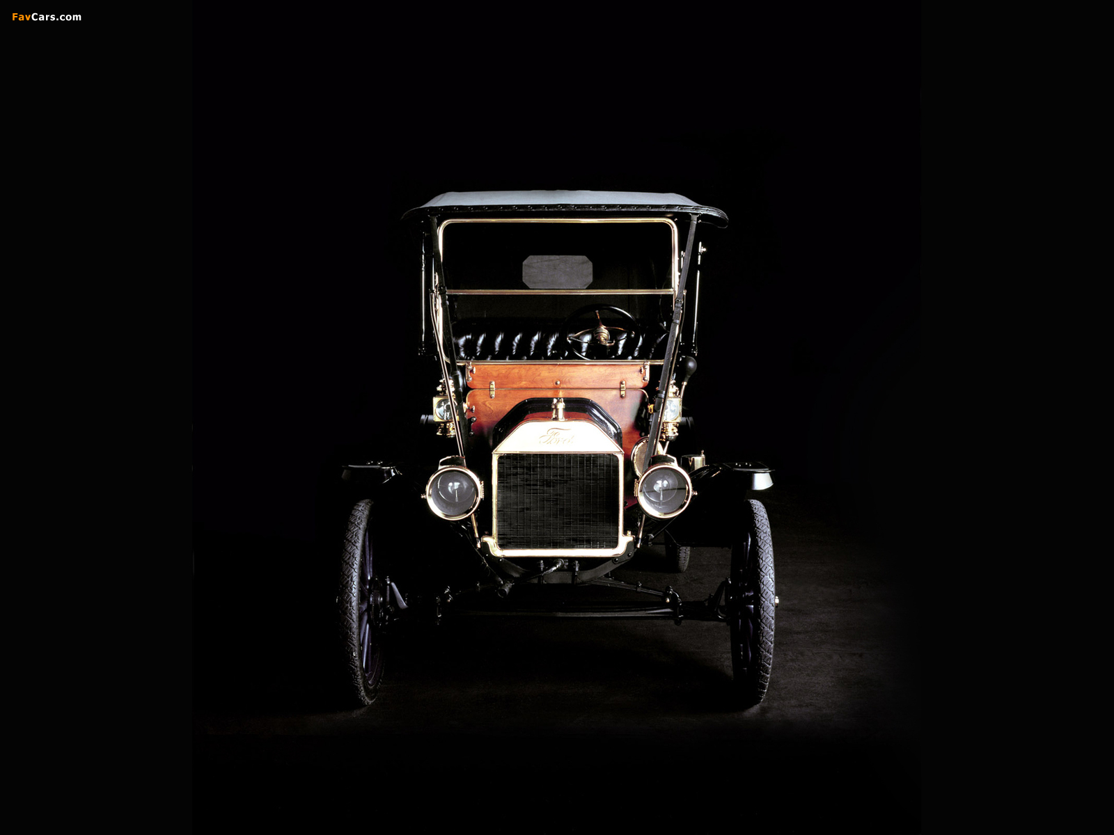 Ford Model T Tourer 1912 wallpapers (1600 x 1200)