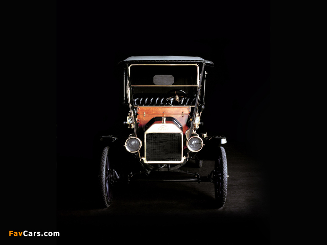 Ford Model T Tourer 1912 wallpapers (640 x 480)