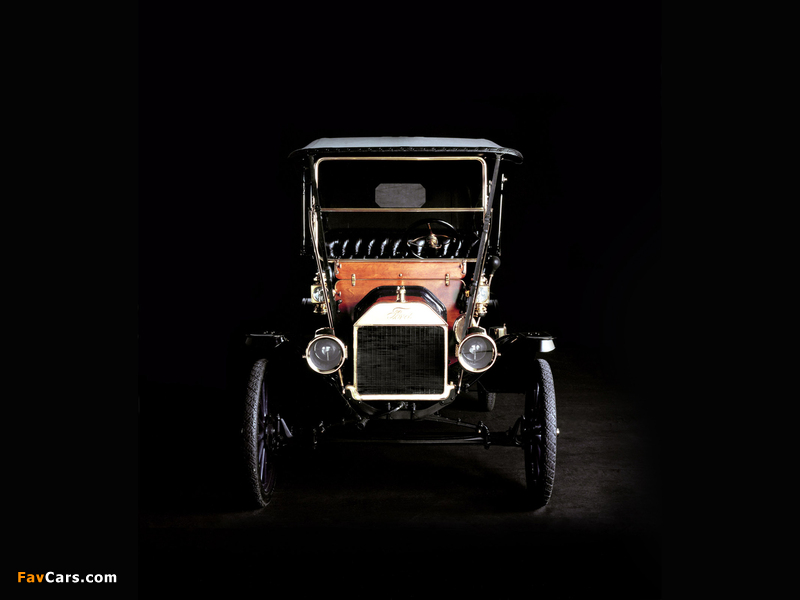Ford Model T Tourer 1912 wallpapers (800 x 600)
