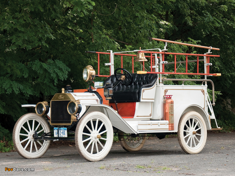 Ford Model T Firetruck 1913 pictures (800 x 600)