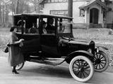 Ford Model T Center Door Sedan 1915–23 wallpapers