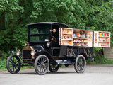 Ford Model T Peddlers Wagon 1917 pictures