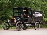 Ford Model T Peddlers Wagon 1917 wallpapers