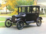 Ford Model T Fordor Sedan 1919 wallpapers