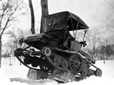 Ford Model T Snowmobile 1922 images