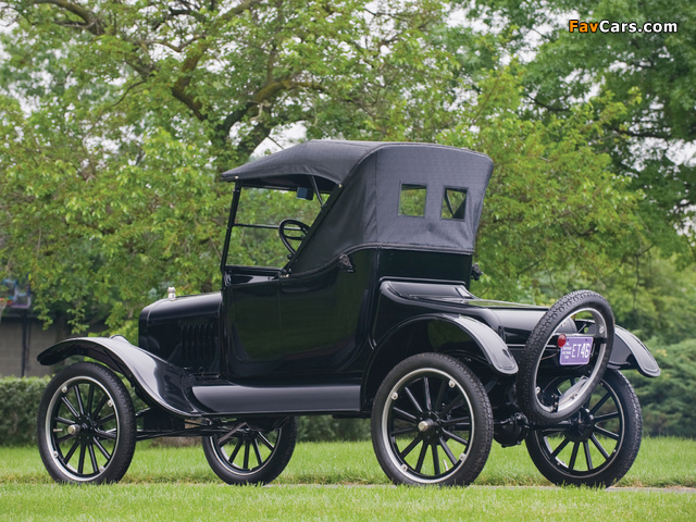 Ford Model T Roadster 1923 images (640 x 480)