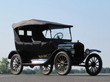 Ford Model T Touring 1923 wallpapers