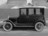Ford Model T Fordor Sedan 1925–26 pictures