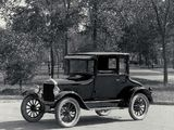 Ford Model T Coupe 1925–26 wallpapers