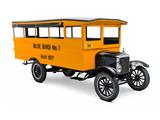 Blue Bird School Bus 1927 photos