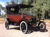 Ford Model T Touring 1909–11 wallpapers
