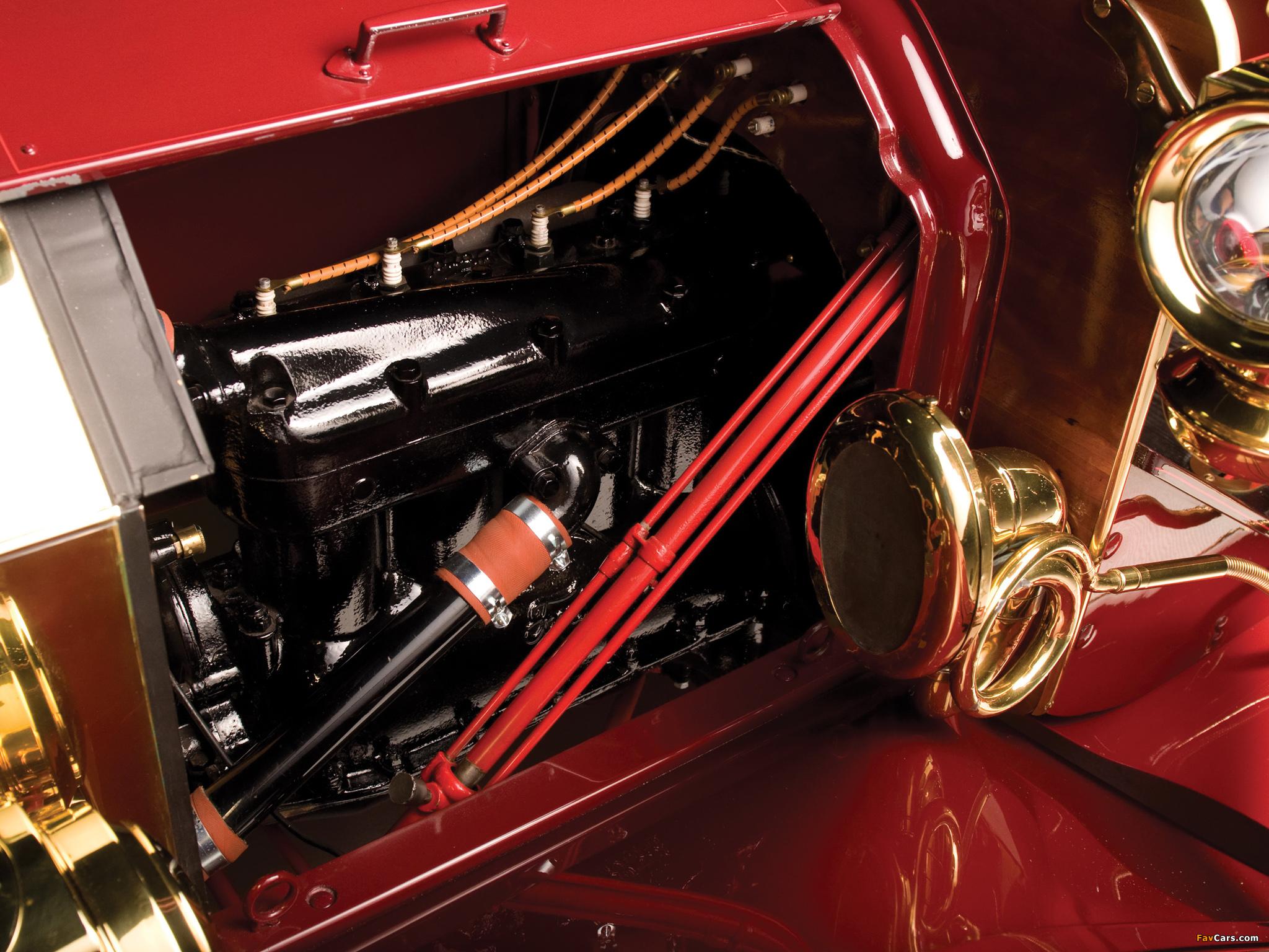 Images of Ford Model T Landaulet 1909 (2048 x 1536)