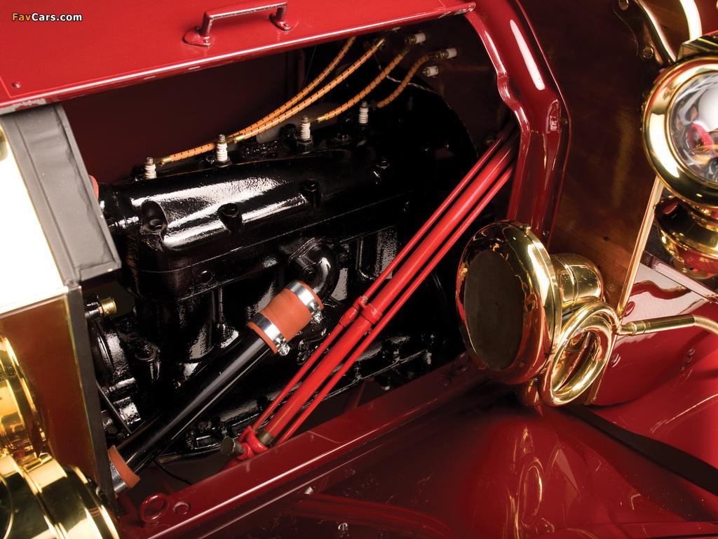 Images of Ford Model T Landaulet 1909 (1024 x 768)