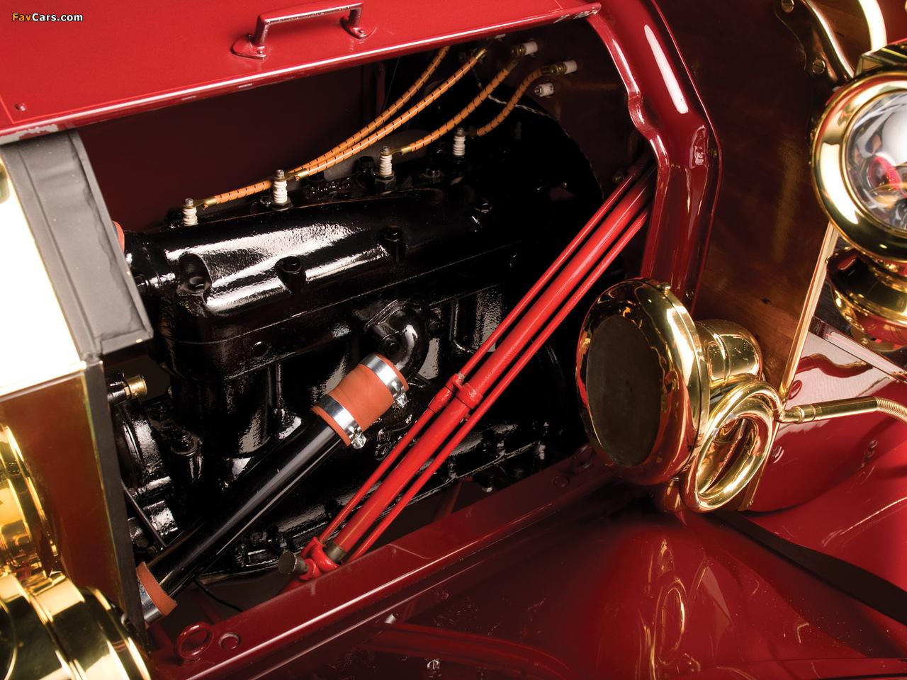 Images of Ford Model T Landaulet 1909 (1280 x 960)