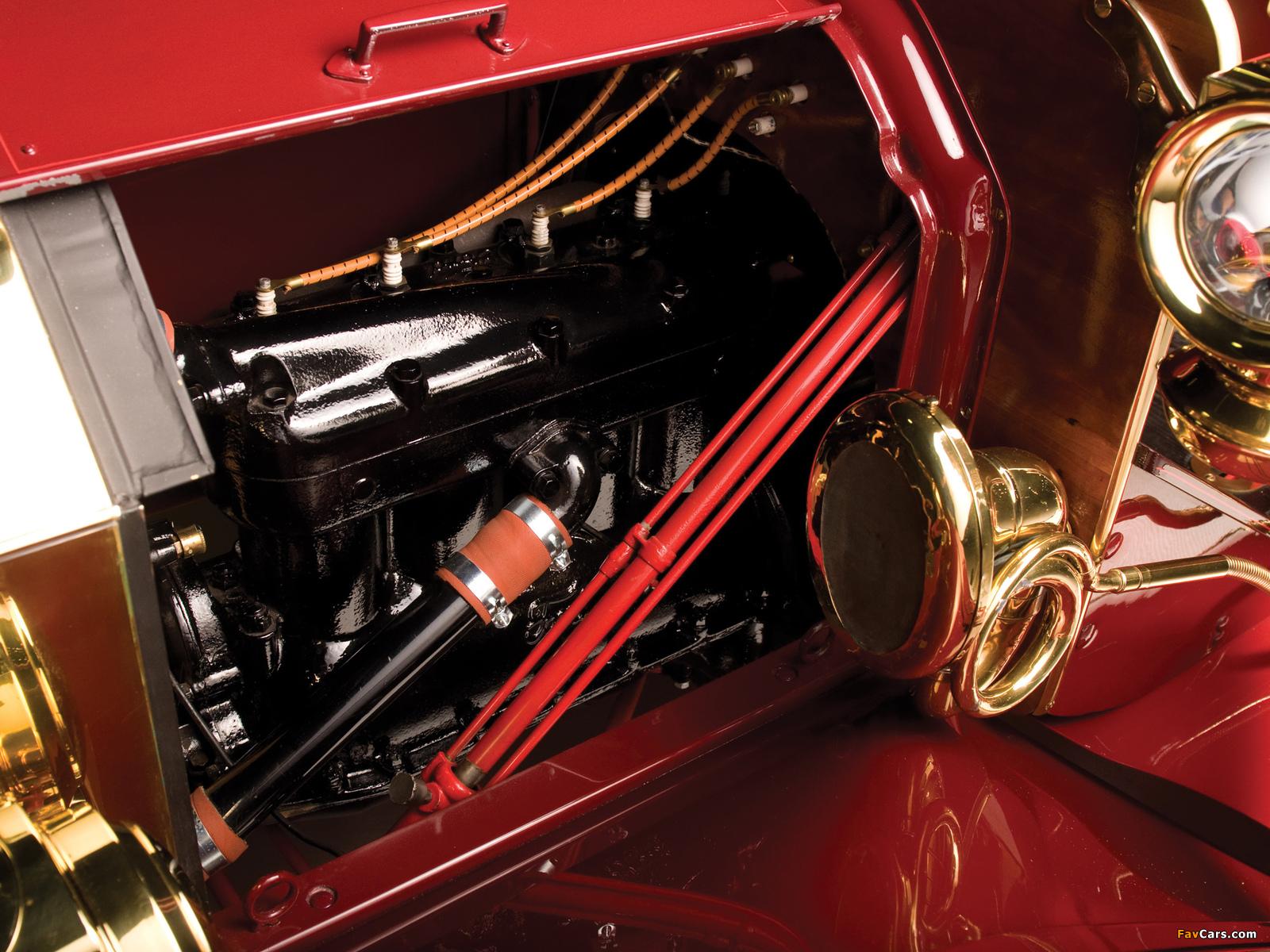 Images of Ford Model T Landaulet 1909 (1600 x 1200)