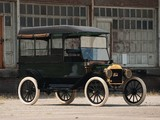 Images of Ford Model T Mail Truck 1913