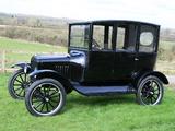 Images of Ford Model T Center Door Sedan 1915–23