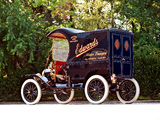 Photos of Ford Model T Delivery Car 1912