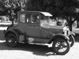 Photos of Ford Model T Coupe 1925–26