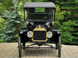 Pictures of Ford Model T Roadster 1915