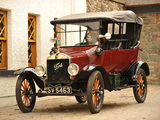 Pictures of Ford Model T Touring 1923