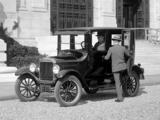 Pictures of Ford Model T Fordor Sedan 1925–26