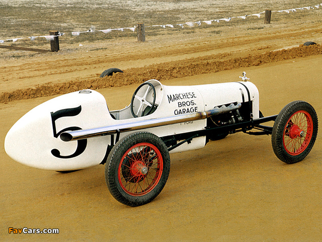 Pictures of Ford Model T Sprint Car by Gallivan 1925 (640 x 480)