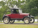 Pictures of Ford Model T Roadster 1926