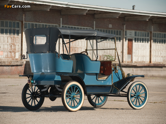 Ford Model T Tourabout 1911 wallpapers (640 x 480)